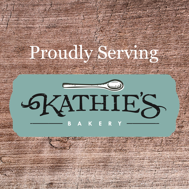 Serve Kathie's Baking Mixes