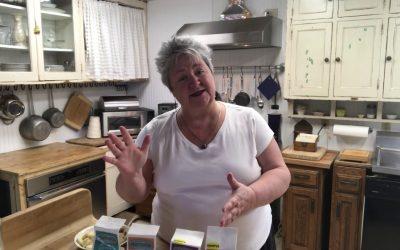 Introducing Kathie's Baking Mixes