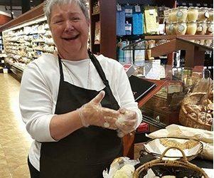 Kathie Partners with Kowalski's Markets Bakery