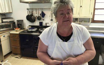 Kathie Makes Her Famous Shortbread Cookies