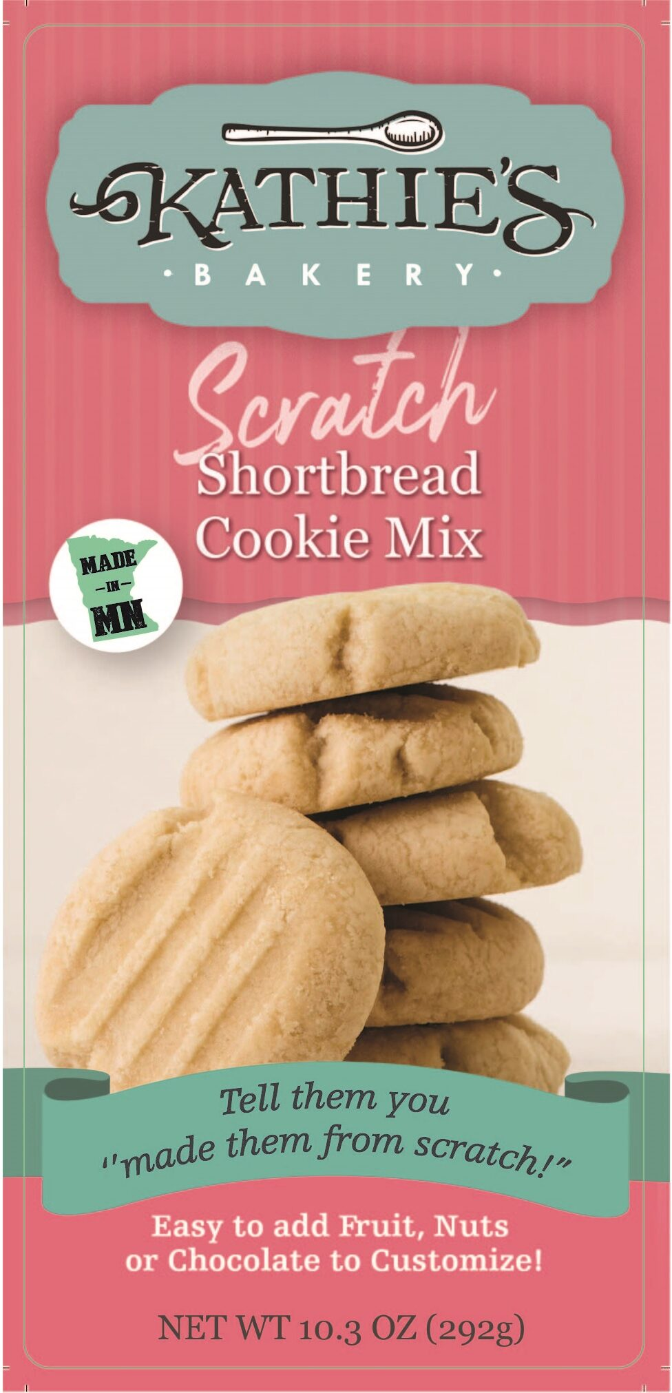 Serve Kathie's Cookies